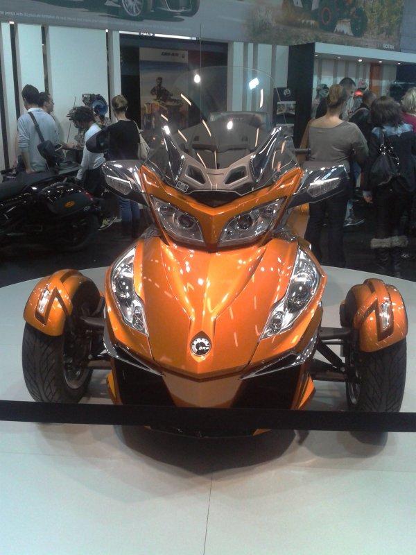 salonde la moto 2013