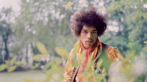 Jimi Hendrix ! *.*