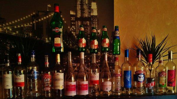 En me rendant dans ma cuisine ce matin, Je me suis rendu compte que l'alcool étais un fléau....