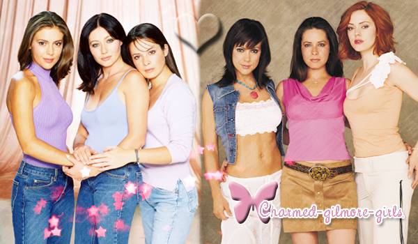 Charmed-Gilmore-Girls