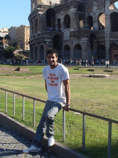 moi à rome