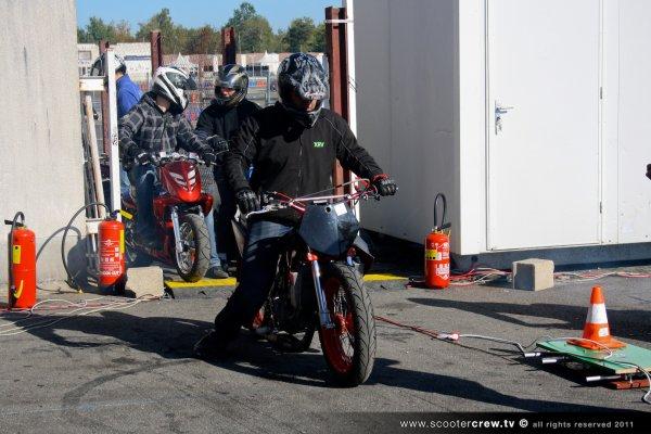 photo du scooter power