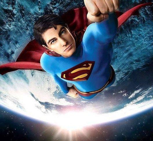 Mon superhéro préféré