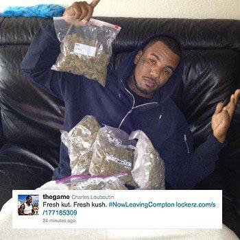 Game offre des astuces à Justin Bieber pour fumer du cannabis légalement
