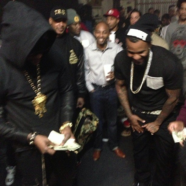 "The Game avec 2 Chainz et Chris Brown pour le clip ""Ali Bomayé"""