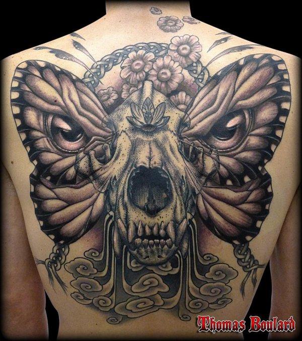 Mon futur tatoueur chez Empreinte BodyArt à Lyon