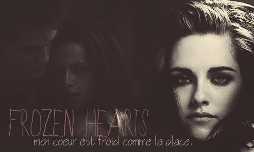 FROZEN HEARTS.