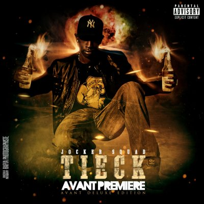 Avant Première / Tieck feat Wawa Kartel N'es pas la haine (2011)