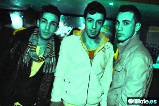 Disco Big ben con mis amigos l3azzzzz :)