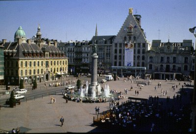 La Ville de Lille !