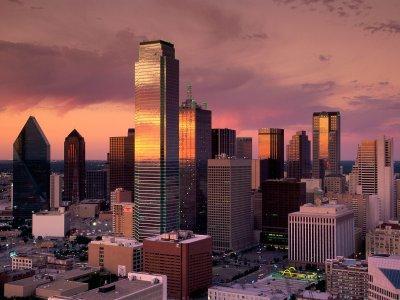 Dallas !  Etats Unis
