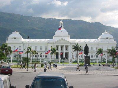 Port au Prince !