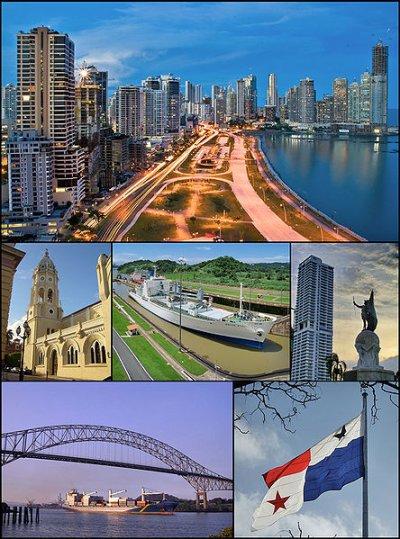 Panama ! Capitale du Panama Amérique Centrale !