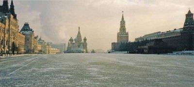 Moscou >> Russie