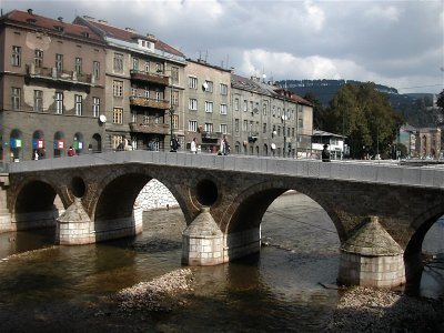 Sarajevo >> Bosnie-Herzégovine