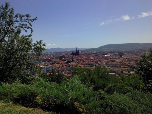 Clermont-Ferrand , photos.