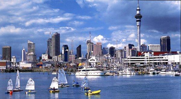 Nouvelle-Zélande, paradis sur terre.