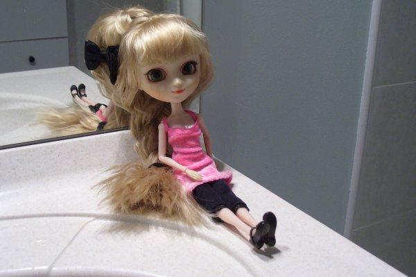 Présentation des dolls
