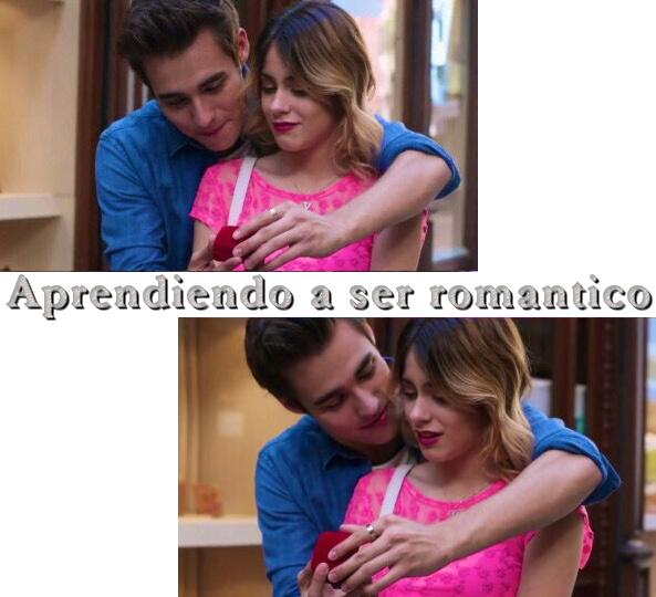 ♥ Aprendiendo a ser romantico