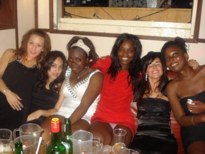 les girls!!