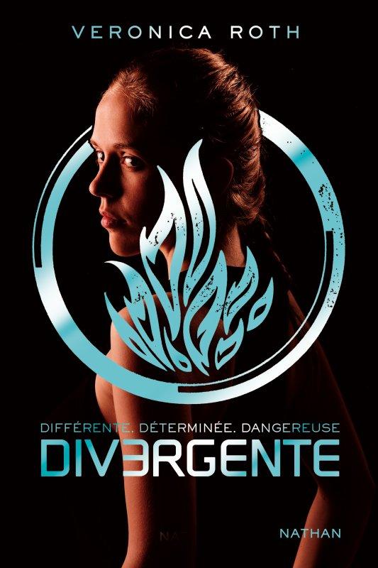 Divergente de Veronica Roth.