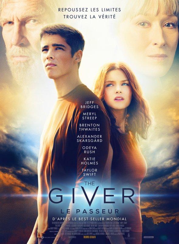 The giver - Le passeur. (Phillip Noyce)