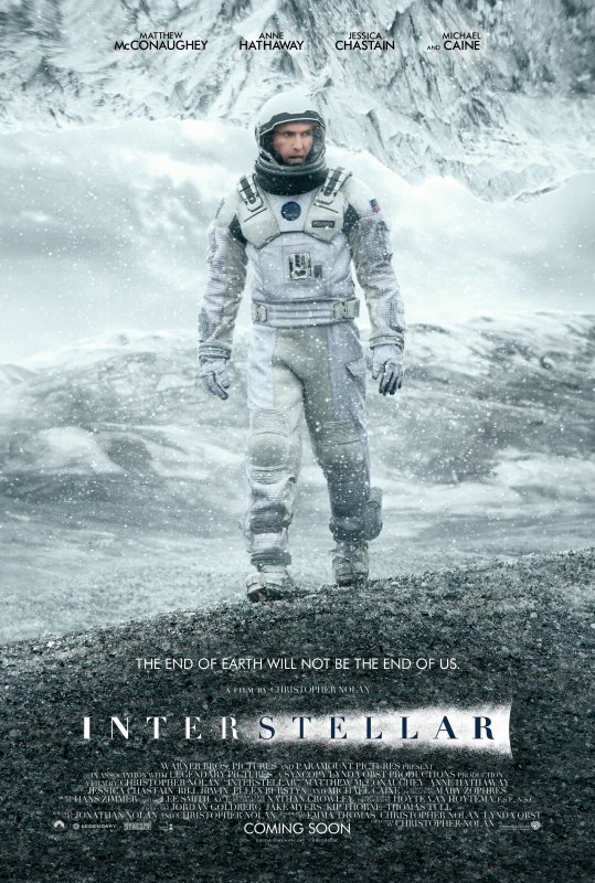 Interstelllar (Christopher Nolan)