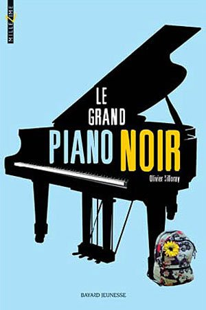 Le grand piano noir | Olivier Silloray