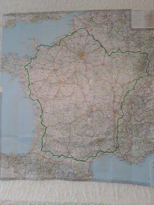 """Article N°2   """"Carte du Parcours et Villes Etapes"""" ."""