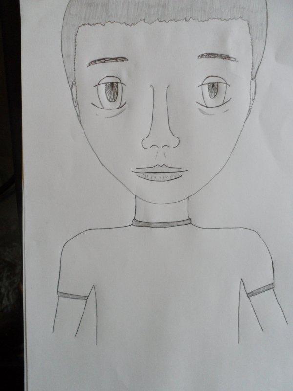 My drawings <3 ;