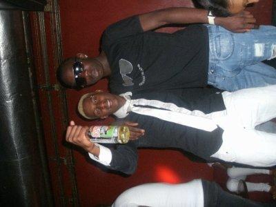 Moiiii et ma Poulee noir lol!!!