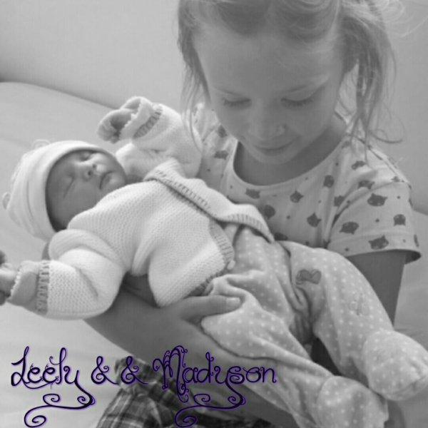 Mes Deux nièces ❤
