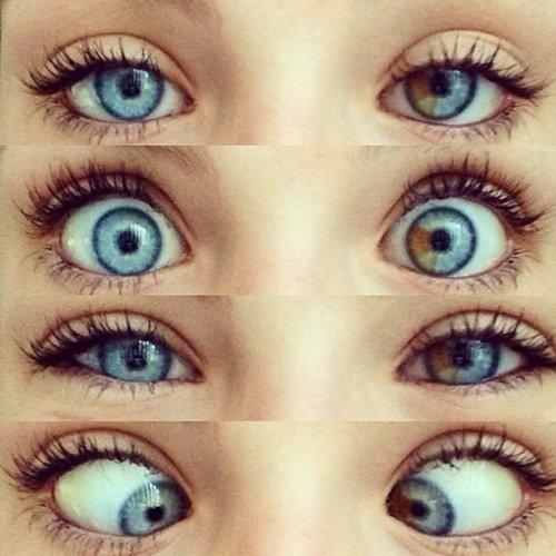 Ouloulouche les zolies petits/grands yeux !! Part 2