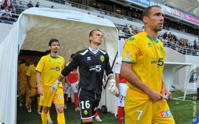 Nantes 1-0 reims