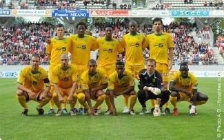 fc nantes 0- 2 Bastia