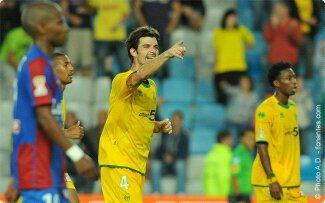 CHATEAUROUX 2-2 Nantes