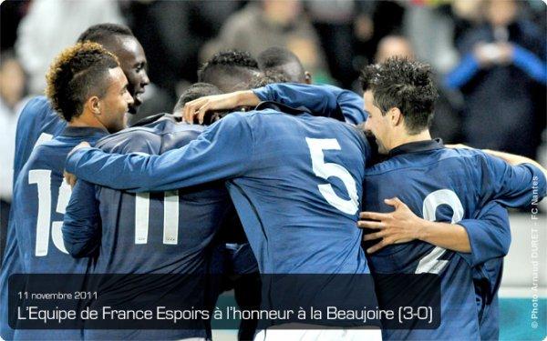France 3-0 roumanie