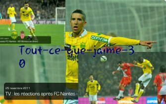 Bouscat 1-3 Nantes a.p Nantes 3-0 as Monaco