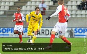 Nantes 2- 0 Reims