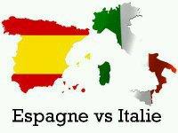 Espagne 4-0 Italie la final