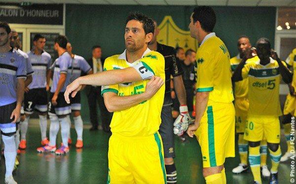 27 juillet 2012 : Nantes1-1istres