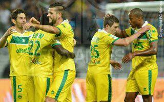 Tours 2-0 Nantes et nantes 2-0 lemans