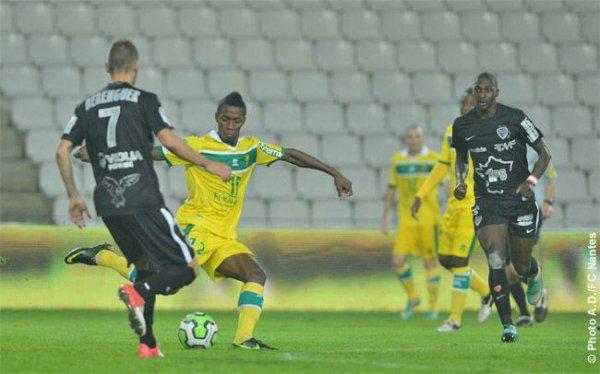 Nantes 2-0 Dijon