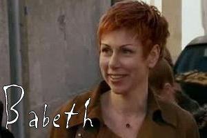 Babeth Nebout (Marie Réache)