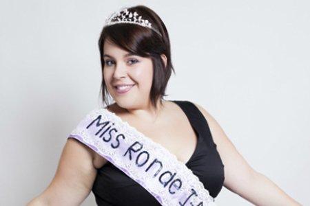 Ana Ka, Miss Ronde Ile-de-France 2013, débarque dans Plus belle la vie