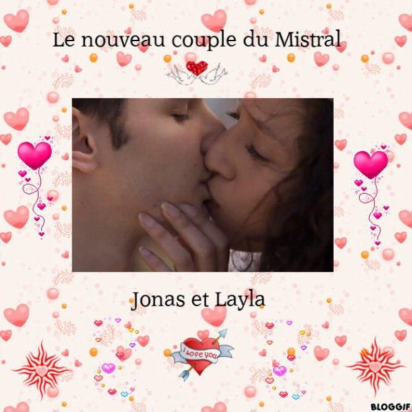 Couple Jonas-Layla