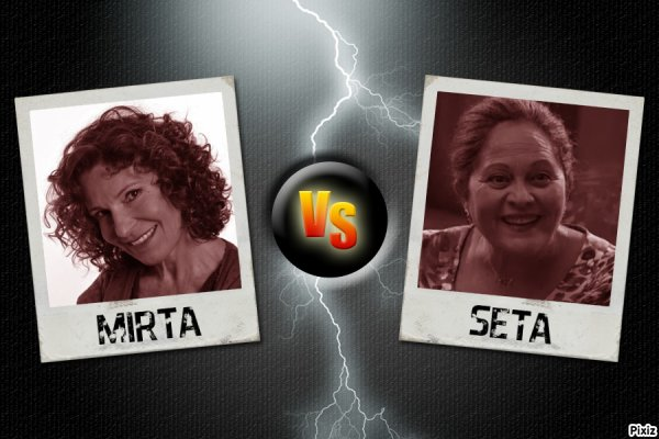 Mirta vs Seta