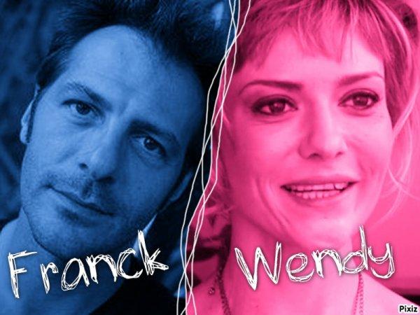 Franck et Wendy