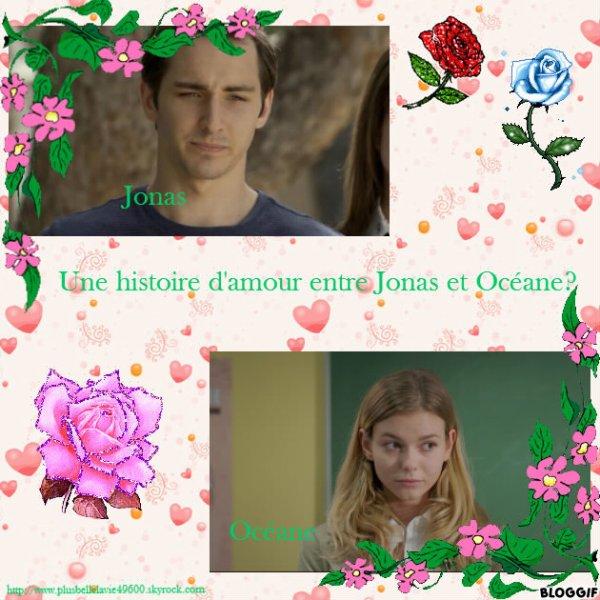 Une histoire d'amour entre Jonas et Océane (la fille de Claire et Arnaud)... Vous êtes plutôt... ?