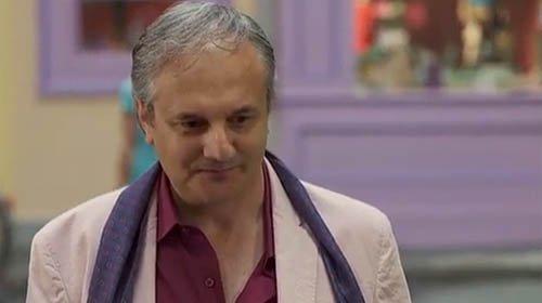 Monsieur Simonet (Diego Bordonaro)